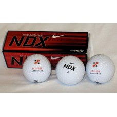 Nike Ndx Heat Golf Balls (Ball Pro Printed)